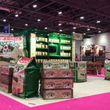 Greenies launch new dog treats with UK Pets at Home roadshow