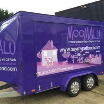 Moomalu is a natural range of pet food launched by By My Pet Food
