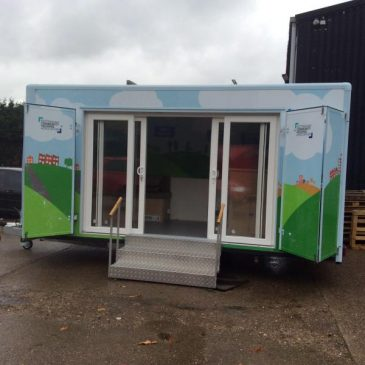 Nottingham housing choose CES to build and manage their community support vehicle.