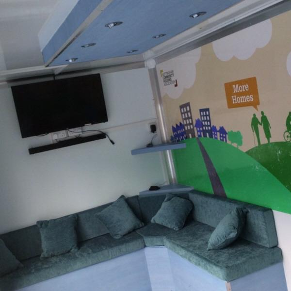 Exhibition Stand Builders Nottingham : Nottingham housing choose ces to build and manage their