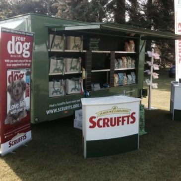 Scruffts 2016 event dates have been released by the Kennel club.