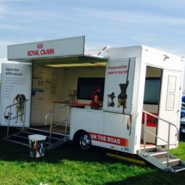 Royal Canin on the road