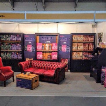 Redmills Stand at PATS Trade Show