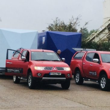 Exhibition Vehicle Delivery