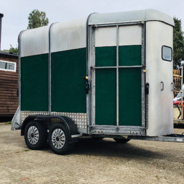 Horse box service and maintenance