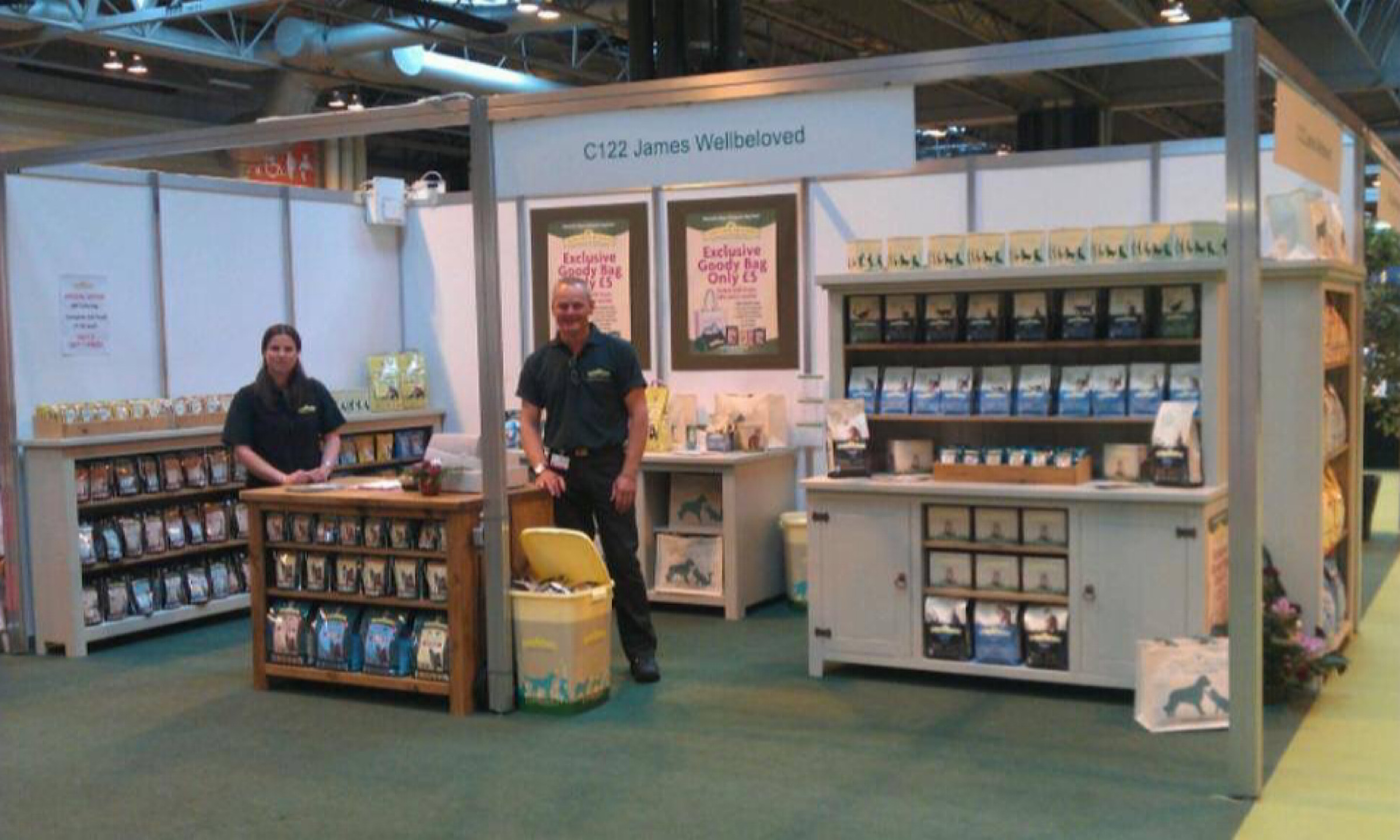 Contract exhibition services exhibition stands shell scheme stands