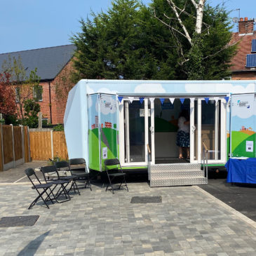 Back on the road with Nottingham Housing Roadshow