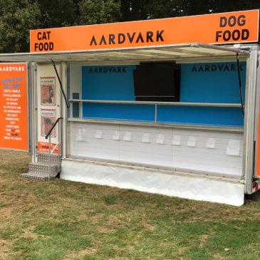 Aardvark Pet Food Company Roadshow